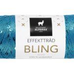 303-3009_DSA_Bling Effekttråd_3009_Turkis_Banderole