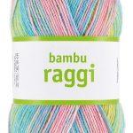 Järbo Garn, Bambu Raggi, 100 g