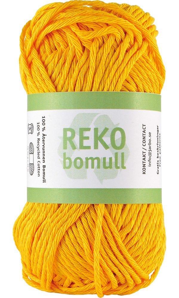 Järbo Garn, REKO Bomull, 50 g