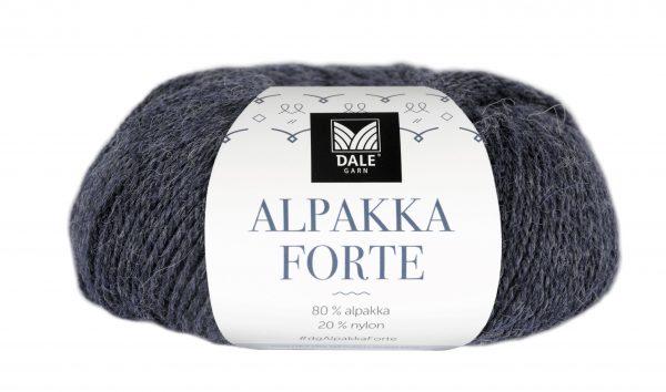 226-708_DG_Alpakka Forte – Indigo melert_708_ Indigo melert_Banderole
