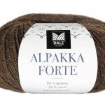 226-709_DG_Alpakka Forte_709_ Varm brun melert_Banderole