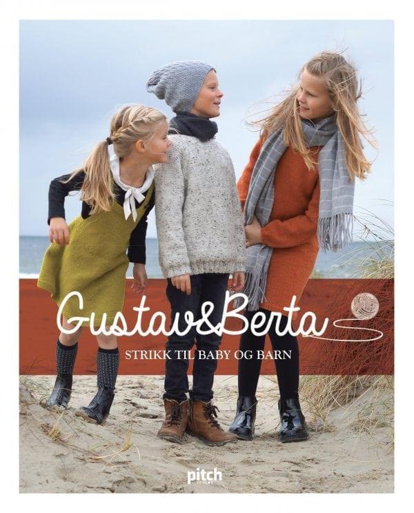 Gustav & berta strikk til baby og barn