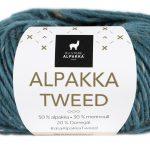 315-114_DSA_Alpakka Tweed_114_Petrol_Banderole
