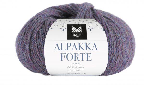 226-721_DG_Alpakka Forte_721_Blålilla melert_Banderole