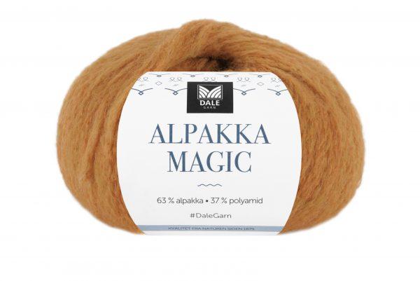 229-305_DG_Alpakka Magic_305_Gul_Banderole