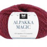 229-307_DG_Alpakka Magic_307_Rød_Banderole