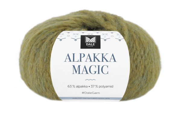 229-313_DG_Alpakka Magic_313_Vårgrønn_Banderole