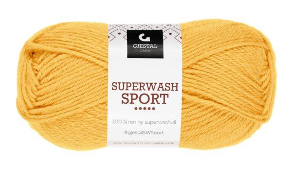115-258_GG_Superwash Sport_258_Gul_Banderole