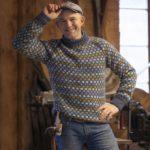 NOVA genser (garnpakke) – Garnhandleriet